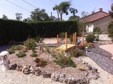 Création et aménagement de jardin