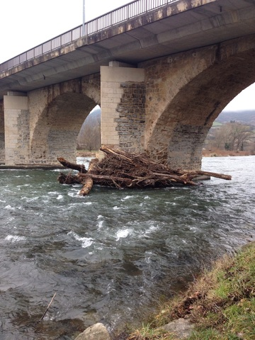 Entretien et nettoyage de rivières